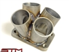 STM T3 COLLECTOR FLANGE