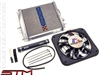STM SMALL RADIATOR KIT EVO VIII-IX