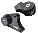 Torque Solution Front & Rear Engine Mount Combo: Cobalt SS 2005-10