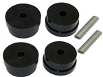 Torque Solution Engine Mount Inserts: Dodge Caliber 2006-11