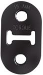 Torque Solution Exhaust Mount: 15 mm Long