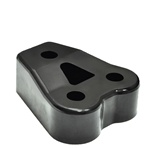 Torque Solution Exhaust Mount: Mitsubishi