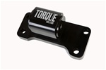 Torque Solution Billet Aluminum 5 Speed Transmission Mount: Mitsubishi Evolution VII-IX 2001-2006