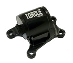 Torque Solution Billet Aluminum 6 speed Transmission Mount: Mitsubishi Evolution VII-IX 2001-2006