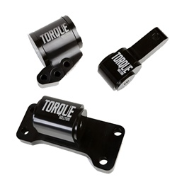 Torque Solution Mitsubishi EVO VII-IX Billet 3 piece mount Kit: Mitsubishi Evolution VII-IX 2001-2006