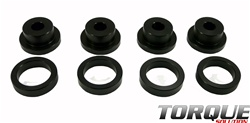 Torque Solution Drive Shaft Carrier Bearing Support Bushings: Mitsubishi Evolution 1992-12