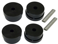 Torque Solution Engine Mount Inserts: Mitsubishi Lancer 2008-11