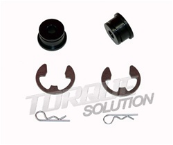 Torque Solution Shifter Cable Bushings: Mitsubishi Eclipse 2G  / Talon/ Laser 1995-99