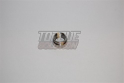 Torque Solution Stainless Steel O2 Sensor Bung: Universal