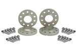 SPULEN Wheel Spacer & Bolt Kit  10 & 15mm with Ball Seat Bolts