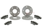 Spulen Porsche Wheel Spacers w/Bolts- 7/15mm Combo