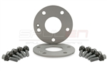 SPULEN Porsche Wheel Spacers w/Bolts- 7mm (1 pair)