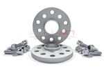 SPULEN Wheel Spacer & Bolt Kit- 15mm with Concial Seat Bolts