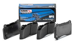 Hawk 10 Lincoln MKX HPS Street Front Brake Pads