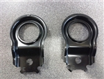 Mitsubishi Evolution EVO 8 9 OEM Radiator Bracket Stay Set W/O Rubber Inserts oem-rad-bracket-stay-pair