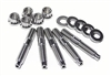 Mitsubishi Evolution 8 & 9 Stainless Steel Exhaust Manifold Stud Kit ssmanifoldkit