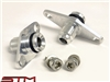 STM FUEL RAIL FITTINGS -6AN INLET EVO 8/9 stm-6anfuelevo8