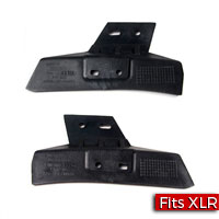 Driver and Passenger Set of  Front Bumper Fascia Outer Supports GM Part nos. 10353391, 10342053, 10353390, 10342052 - SMC Performance and Auto Parts