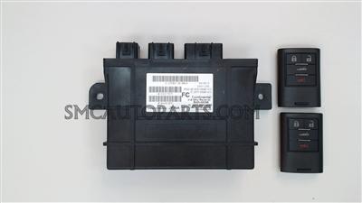 25971242 Keyless Remote Entry Kit Key Fobs Smc