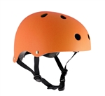 sfr,orange,safety,bmx,scooter,helmet