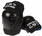 187,elbow,pads,slim,adult,protection,black