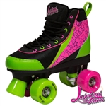 Luscious Skates : Delish quad retro
