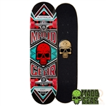 madd,mgp,complete,skateboard,pro,red,turquoise