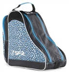 sfr,skate,bag,blue,leopard,retro