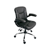 ALEKO ALC2155BK High Back  Black Office Chair