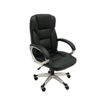 ALEKO® ALC2218BL Black Ergonomic Office Chair