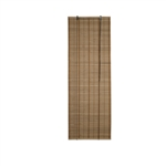ALEKO® BBL23X64BR Light Brown Bamboo Roll Up Blinds