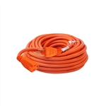 ALEKO EC16G50 ETL 50-Foot (15m) Extension Cord, Orange