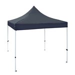 ALEKO® GZF10X10GR 10X10 Foot (3 X 3 m) Gazebo Tent 420D Oxford, Black