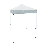 ALEKO® GZF5X5GR 5 X 5 Foot (1.5 X 1.5 m) Gazebo Tent 420D Oxford, White