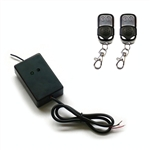 ALEKO® LM138 External Receiver with 2 Remote Controls