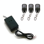 ALEKO® LM138 External Receiver with 3 Remote Controls