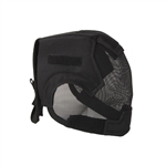 ALEKO PBM219BK Air Soft Protective Mask Full Mesh Wire Full Face, Black Color