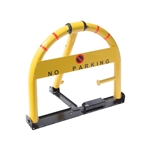 ALEKO PLSF02 Semiautomatic Foot Operated Parking Barrier