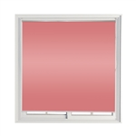 ALEKO® 72 X 72 Inches Pink Roll Up Shade