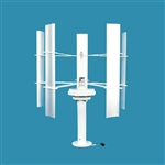 ALEKO® WGV45W 30W Nominal 45W Maximum 24V Vertical Wind Power Generator