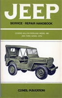 Jeep Service Repair Handbook by Clymer Publications
