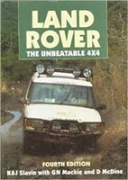 Land Rover, The Unbeatable 4x4 by Slavin