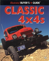 Classic 4x4s Illustrated Buyer's Guide by Jim Allen