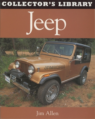 Jeep: Collectors Library by Jim Allen
