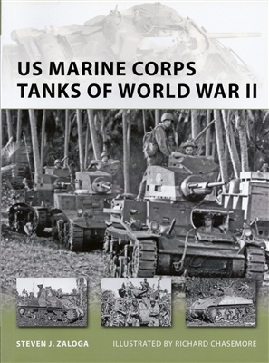 Osprey New Vanguard No. 186: US Marine Corps Tanks
