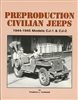 Preproduction Civilian Jeeps by Frederic Coldwell