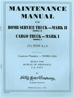 US Navy GTB Maintenance Manual