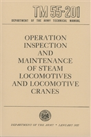 Operation, Inspection and Maintenance of Steam Locomotives