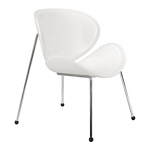 Zuo Modern Match Chair White
