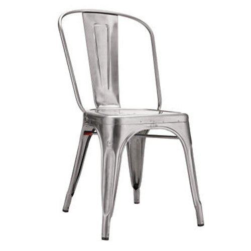 Delicieux Fine Mod Imports Tolix Marais Dining Chair In Silver